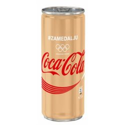 Sok coca-cola 0.25l limenka