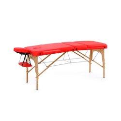 Masažna miza HERA RDEČA