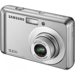 Samsung digitalni fotoaparat EC ES 28 SILVER