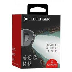 Led Lenser MH6 naglavna lampa