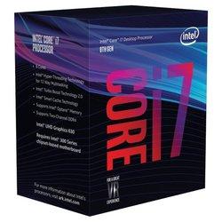 INTEL Core i7-8700 3,2/4,6GHz 6-core 12MB LGA1151 BOX procesor