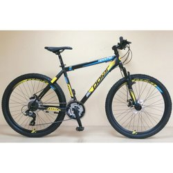 POLAR APACHE DISC 26 BLACK/BLUE/YELLOW