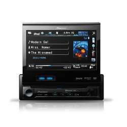 PIONEER AUTO DVD CD player AVH-6300BT