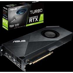 ASUS grafična kartica Turbo GeForce RTX 2080 Ti 11GB GDDR6 (TURBO-RTX2080TI-11G), (90YV0C40-M0NA00)