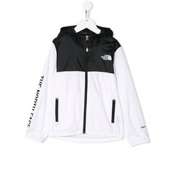 96b9abeb6 The North Face Kids-contrast logo jacket-kids-White - Ceneje.si