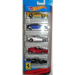 Hot Wheels  - poklon pakiranje sa 5 autića