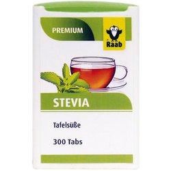 RAAB VITALFOOD GMBH prehransko dopolnilo Stevia, 300 tablet