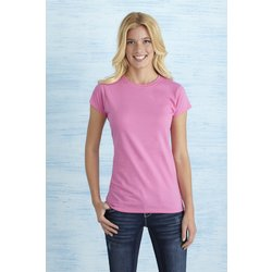 RING giL64000 GILDAN SOFTSTYLE LADIES FITTED SPUN T-SHIRT