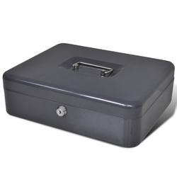 vidaXL Kutija za novac s utorima kovanice