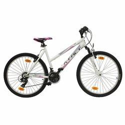 X-Fact Ženski brdski bicikl Bjela 47 MTB Mission Steel