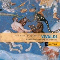 VIVALDI:IL CIMENTO DELLARMONIA E DELLINVENTIONE/BIONDI