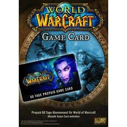 BLIZZARD ENTERTAINMENT kartica za PC igro WORLD OF WARCRAFT