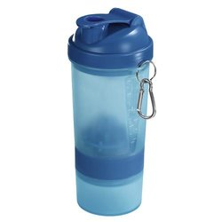 Sports Power Shaker with Detachable Additional Compartments