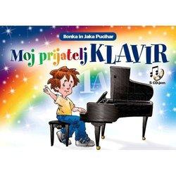 PUCIHAR: MOJ PRIJATELJ KLAVIR 1A + CD