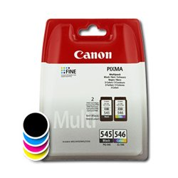 CANON komplet kartuš PG-545 + CL-546, original