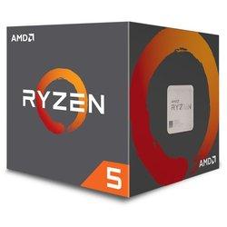 AMD procesor Ryzen 5 2600X + Wraith Spire hladilnik, box