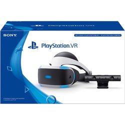 Sony PlayStation VR Headset and Camera Bundle - US (PS4)
