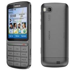 NOKIA mobilni telefon C3-01 warm grey