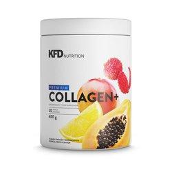 KFD Nutrition Kolagen premium plus 400g jagoda/malina - KFD nutrition