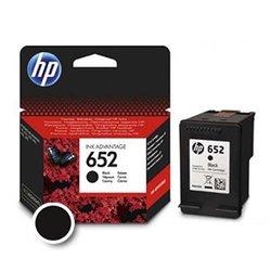 HP kartuša F6V25AE (nr.652), črna
