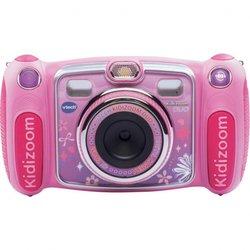 VTECH otroški fotoaparat Kidizoom Duo, roza