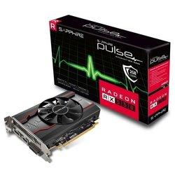 SAPPHIRE grafična kartica PULSE Radeon RX 550 OC GDDR5 lite 2GB (11268-03-20G)