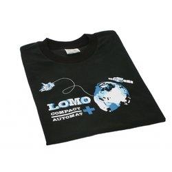 LOMOGRAPHY muška majica LC-A+ MS400, crna