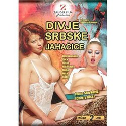 DVD: Divje Srbske jahačice
