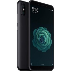XIAOMI mobilni telefon Mi A2 4GB/64GB (Dual SIM), črn