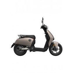 Super Soco motocikli CUX Electric Motorcycle Silver
