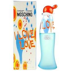 MOSCHINO ženska toaletna voda I Love Love EDT, 100ml