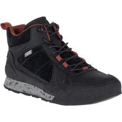 Merrell BURNT ROCK MID WTPF, muške cipele, crna