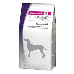 EUKANUBA dijeta za pse sa osjetljivom kožom VD Dermatosis FP Dog 5 kg