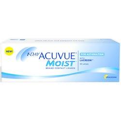 JOHNSON&JOHNSON kontaktne leče 1 Day Acuvue Moist for Astigmatism, 30 leč