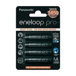 ENELOOP baterije PRO AA (4 kosi)