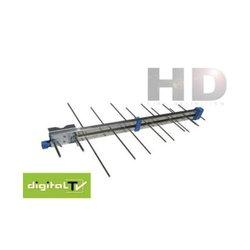 TV antena LOGARITAMSKA M2000 midi DVB-T2-sa f konektorom ( 78403 )