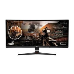 Lg curved gaming monitor 34uc79g-b