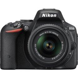 NIKON D-SLR fotoaparat D5500 AF-S DX 18-140 VR