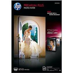 HP papir Premium Plus Glossy Photo, 300g, A3, 20 listov