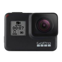 GOPRO športna kamera HERO7 (CHDHX-701-RW), črna