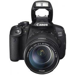 CANON D SLR fotoaparat EOS 700D + 18-135MM IS STM