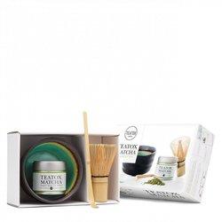 Teatox set za pripravo čaja Matcha slovesni set-30 g