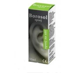 BOROSOL sprej za uši 50ml