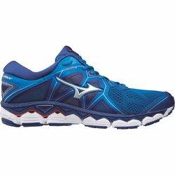 Mizuno Muška obuća za trčanje Plava 41 WAVE SKY 2
