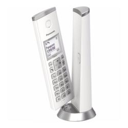 bežični telefon Panasonic KX-TGK 210 FXW Beli