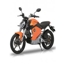 Super Soco motocikli TS1200R Electric Motorcycle Orange