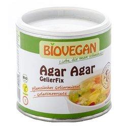 AGAR agar, želirno sredstvo-Biovegan, 100 g