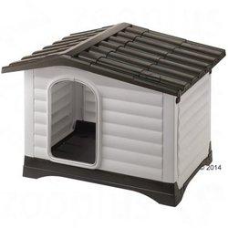Ferplast plastična kućica Dogvilla - Dogvilla 90: D 88 x Dub 72 x V 65 cm