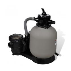 Pješčani filter s bazenskom pumpom 14