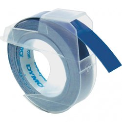 DYMO Print traka Dymo S0898140, 9mm, boja trake/slova: plava/bijela